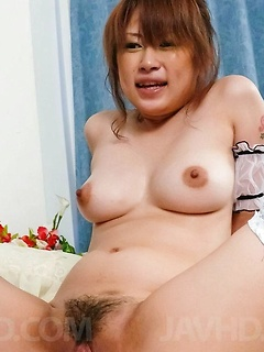 mature model Madoka Ayukawa