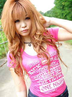 mature model Sarina Tsubaki